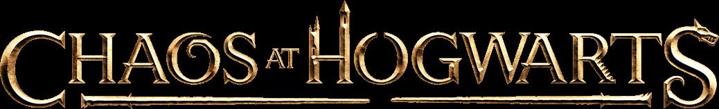 Chaos at Hogwarts logo