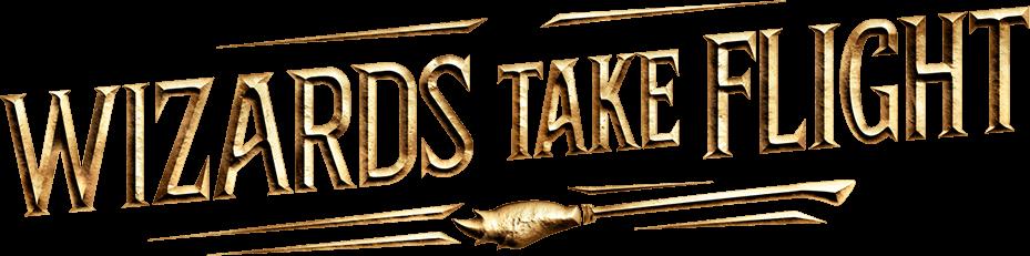 Wizards Take Flight logo